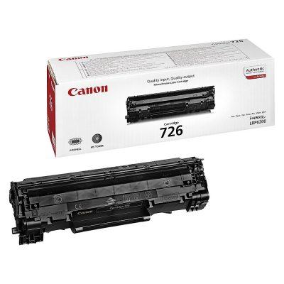 Toner Canon CRG-726, Negru, Original