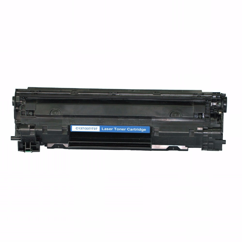 Toner Canon CRG-737/83X, Negru, Just Yellow