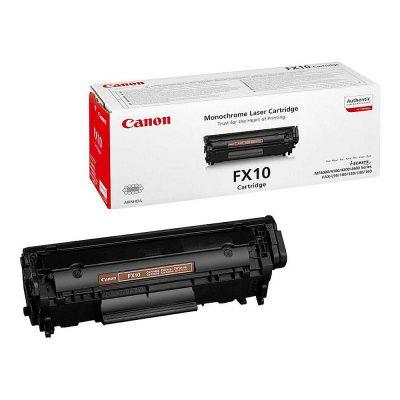 Toner Canon FX-10, Negru, Original
