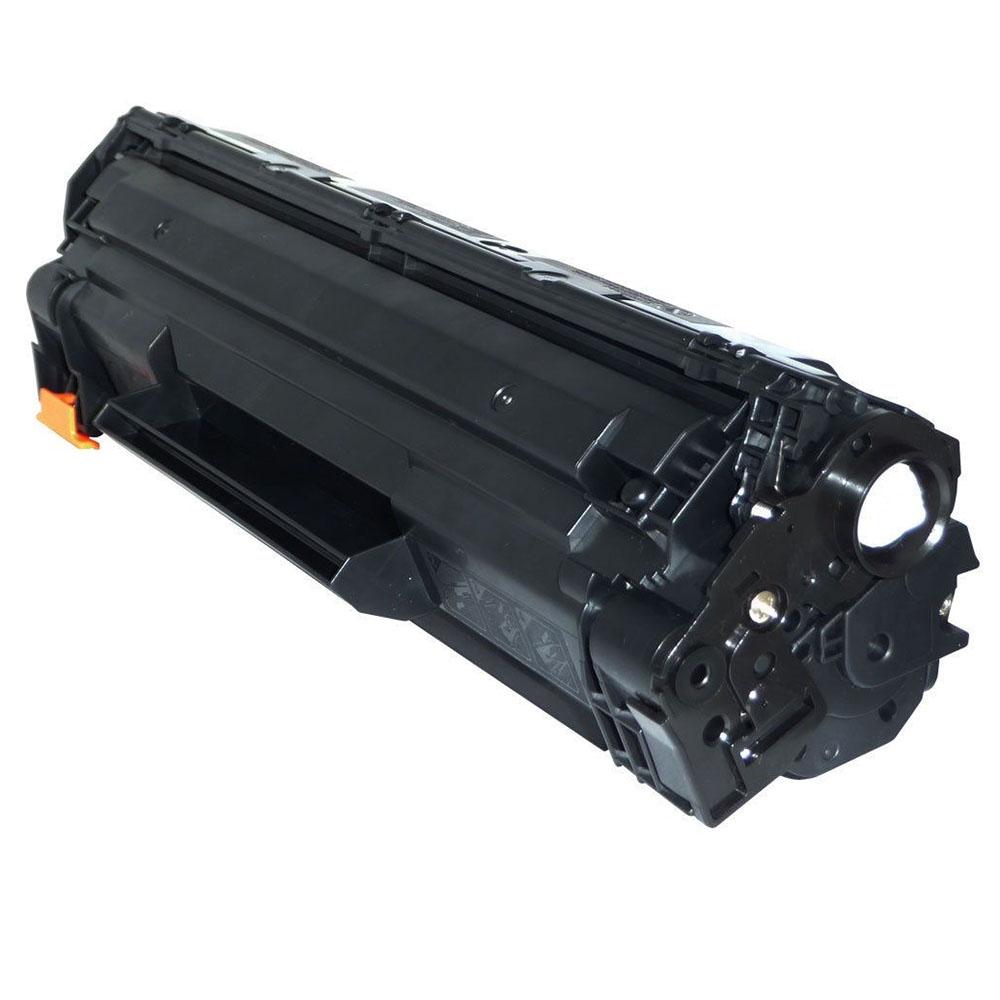 Toner HP 36A, Negru, Compatibil
