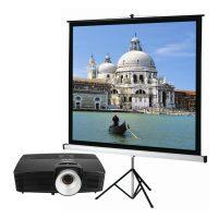 Proiector și ecran proiecție