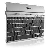 Tastatura Bluetooth Pentru Tablete Sweex KB300US, US-International, Silver