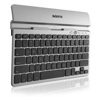 Tastatura Bluetooth Pentru Tablete Sweex KB300US, US-International, Silver