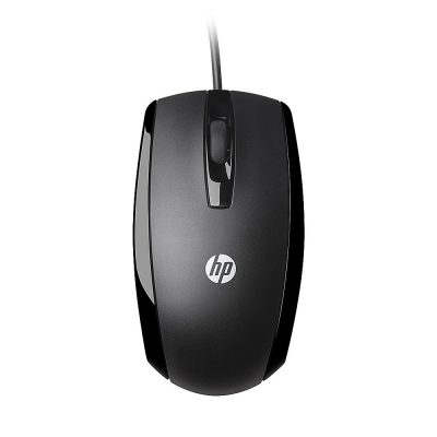 Mouse Optic HP X500, USB, Negru
