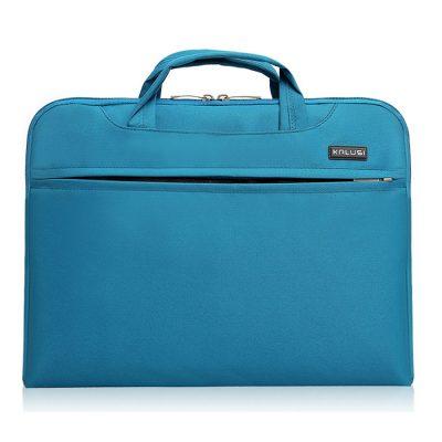 "Geanta Laptop Kalusi, 15.6"", Albastru"