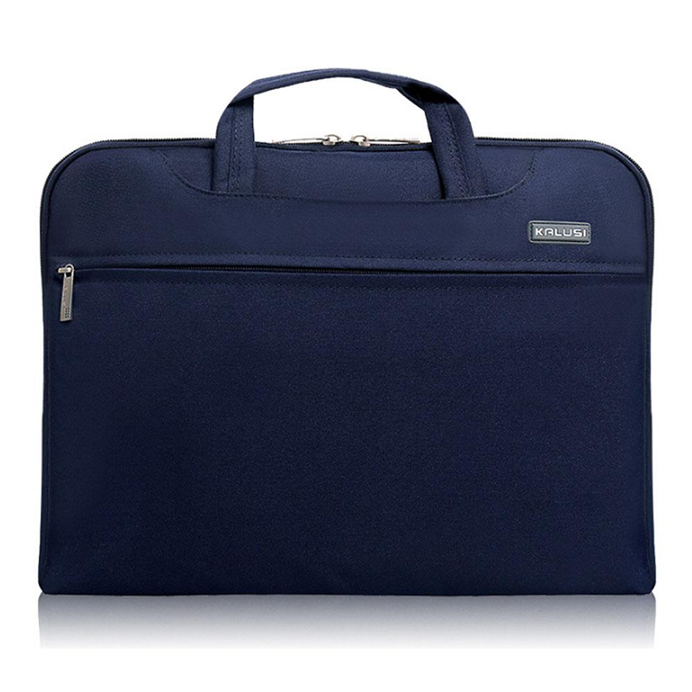 "Geanta Laptop Kalusi, 15.6"", Bluemarin"