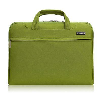 """Geanta Laptop Kalusi, 15.6"""", Verde"""
