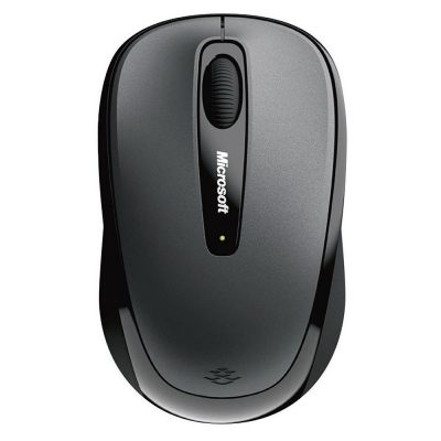 Mouse Wireless Microsoft 3500, Negru