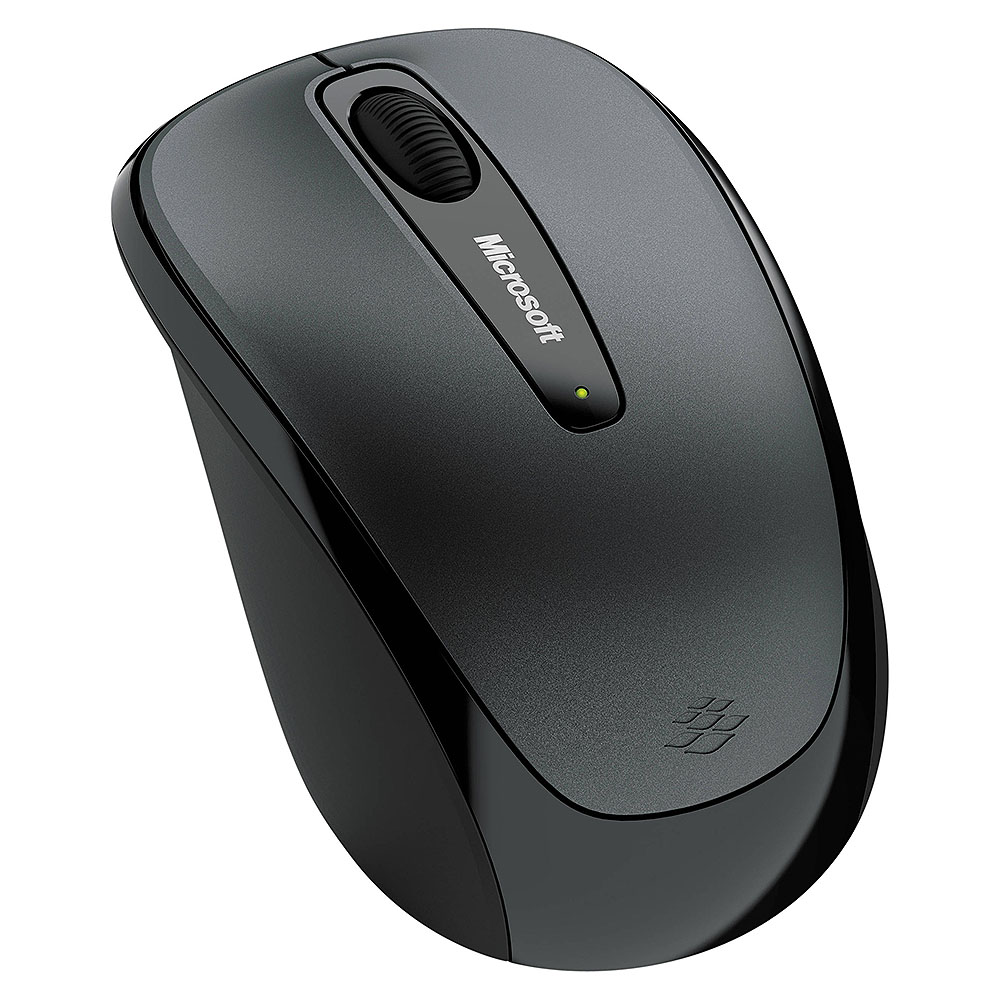 Mouse Wireless Microsoft 3500, Negru