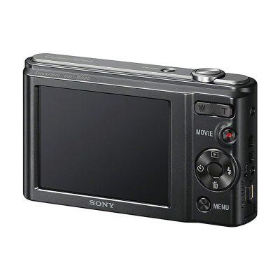 Aparat Foto Digital Sony DSC-W800, 20MP, Negru