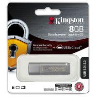 Flash Drive Kingston Digital Releases G3, 8GB, USB3.0