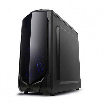 Carcasa Spitzer X2 C6022B No PSU, Negru