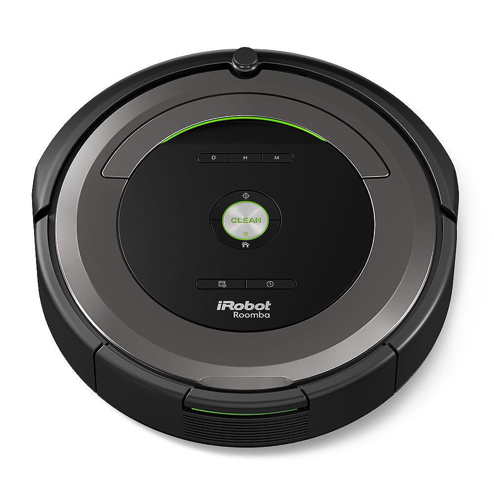 Robot de aspirare iRobot Roomba 681