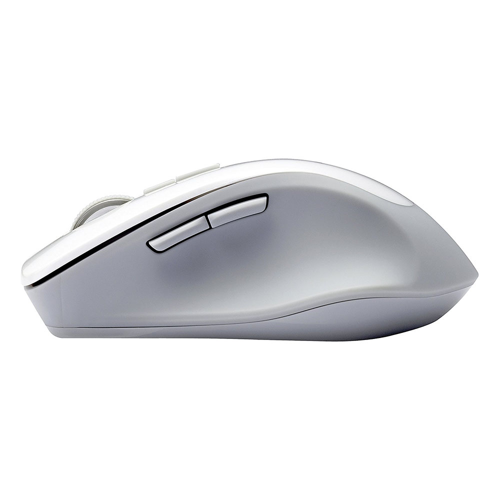 Mouse Optic ASUS WT425, 1600 dpi, USB, Alb
