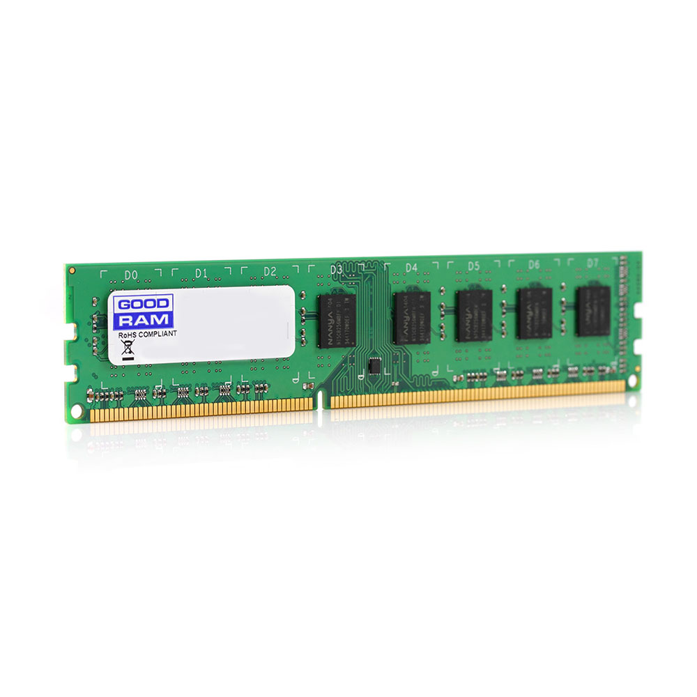 Memorie Good RAM GR1600D364L11/8G, 8GB, DDR3, 1600MHz, CL11
