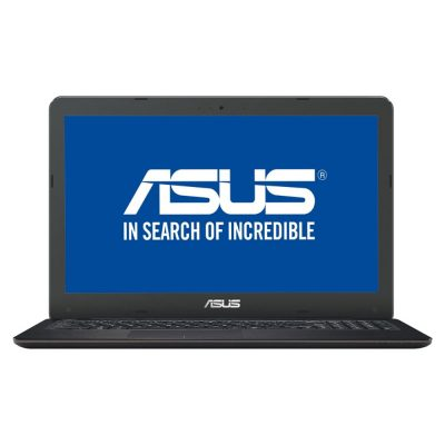 Laptop Asus A556UQ-DM943D cu Procesor Intel Core i7-7500U 2.70GHz, Kaby Lake, 15.6, 4GB, 1TB, DVD-RW, nVIDIA GeForce 940MX 2GB, Free DOS, Negru