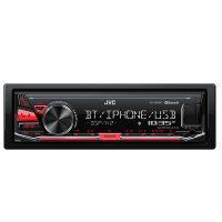 JVC KD-X342BT MP3, WMA, WAV, FLAC, 4X50W USBAUX