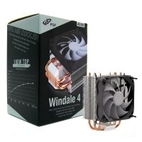 Cooler CPU FSP AC401, racire cu aer, ventilator 1x120mm PWM, 600-1600 RPM, Socket Intel/AMD