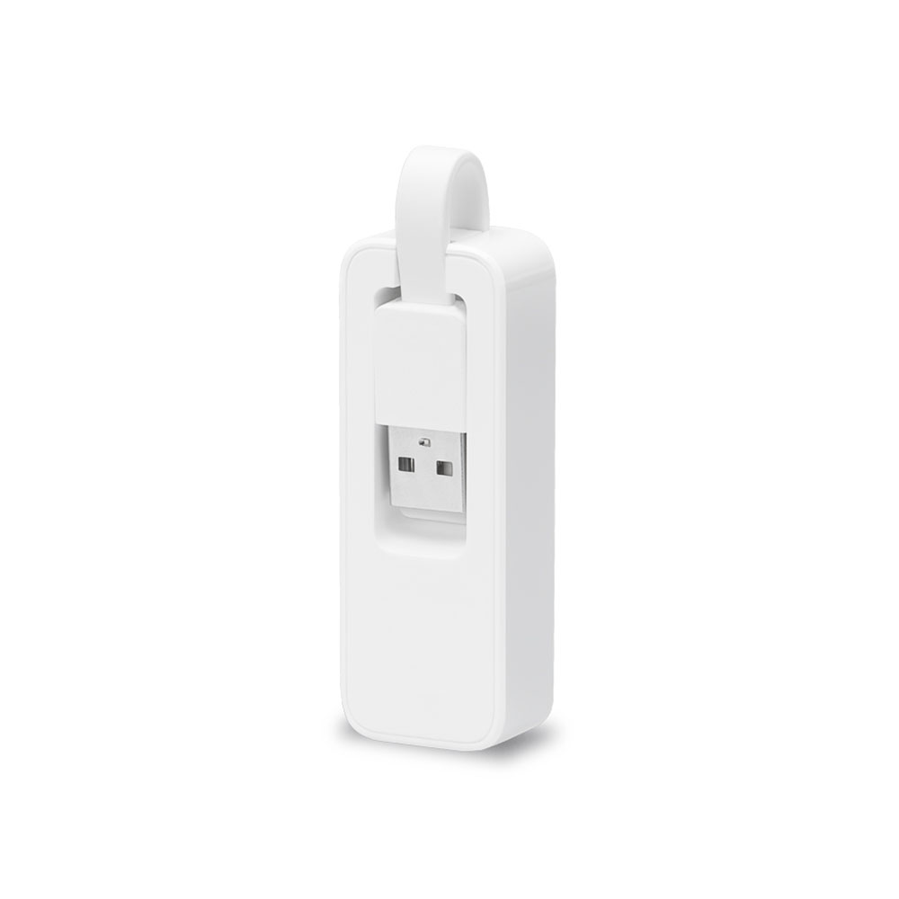 Adaptor retea Ethernet TP-Link UE200, USB 2.0, 100Mbps, Alb