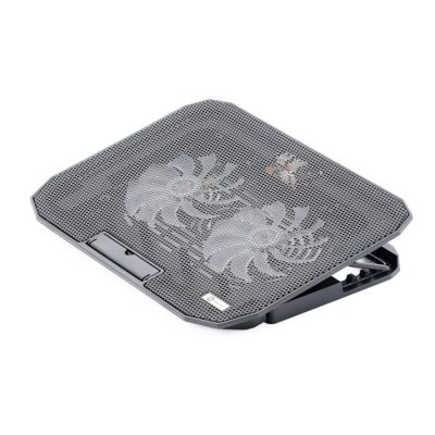 """Notebook Cooling Pad A+ CIC2B, 15.6"""", Black"""