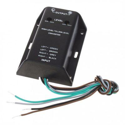 Transformator Semnal ACV, Semnal RCA, 30.5000-02, Negru