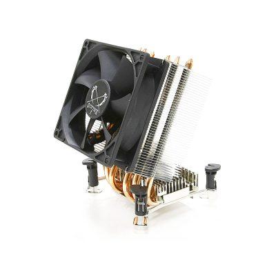 CPU Cooler Scythe Katana 3, Socket LGA 775-1366, 92 mm, PWM, 12 V, Negru
