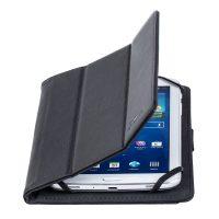 "Husa Protectie Tableta Rivacase, 7"", Cover Case, Piele, Negru"