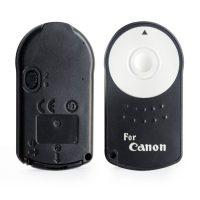Telecomanda IR RC-6 Pentru DSLR Canon, Negru