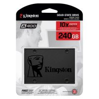 SSD Kingston SSDNow A400, 120GB, SATA 3, 2.5''