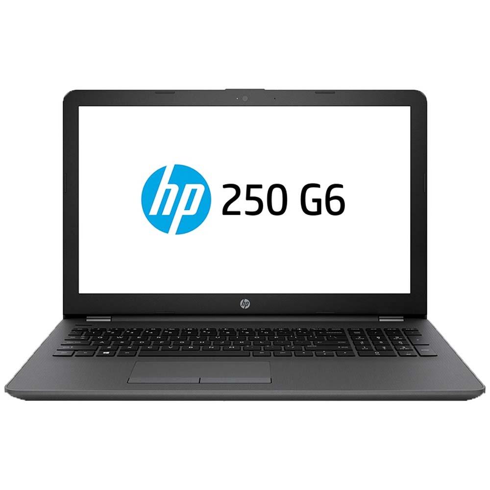 Laptop HP 250 G6 cu procesor Intel Pentium Silver N5000 2.70 GHz, 15.6'', Full HD, 4GB, 500GB, Intel HD Graphics, Negru