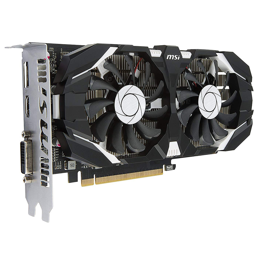 MSI GeForce GTX 1050Ti