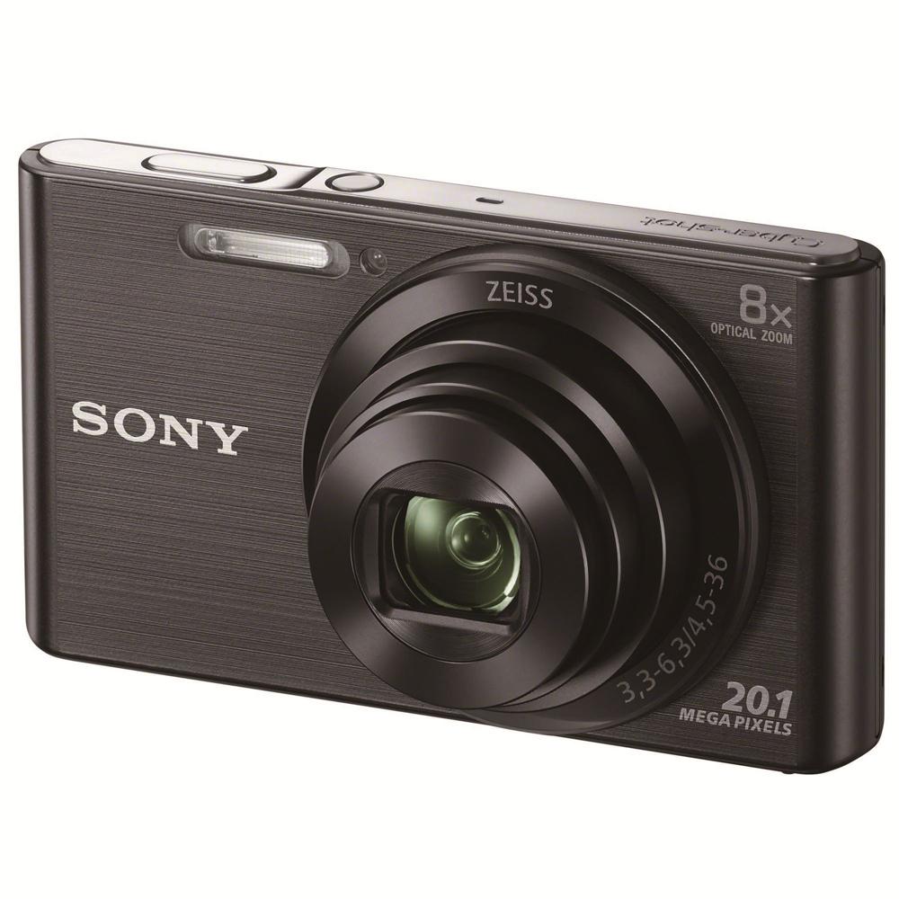 Aparat Foto Digital Sony DSC-W830 Negru