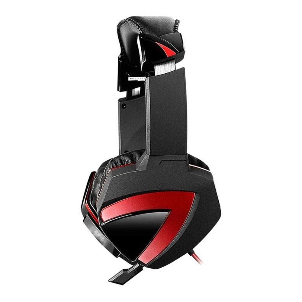 Casti Gaming A4Tech Bloody G500, Microfon, Negru