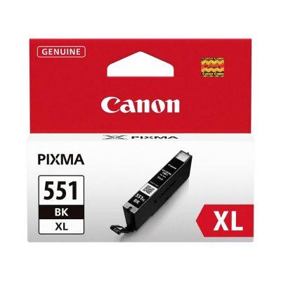 Cartus Canon CLI-551BK XL, Negru