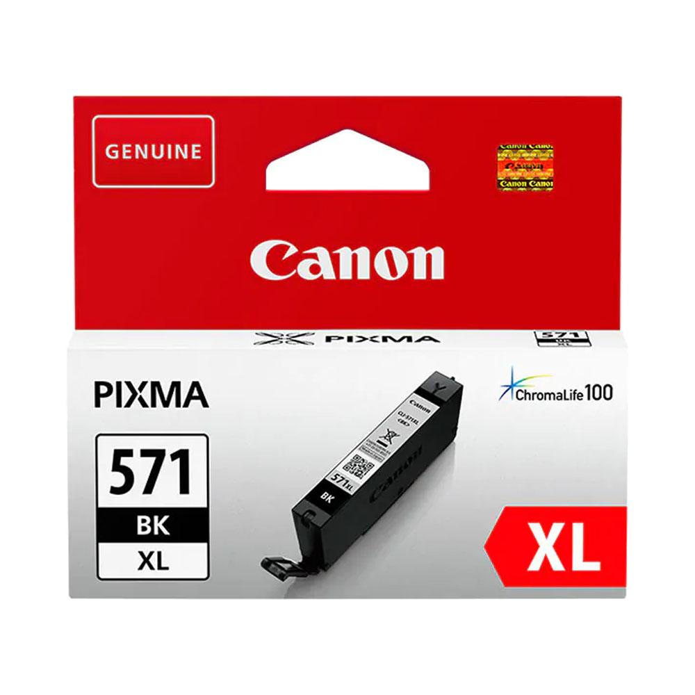 Cartus Canon CLI-571BK XL, Negru