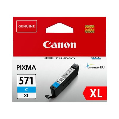 Cartus Canon CLI-571C XL, Cyan