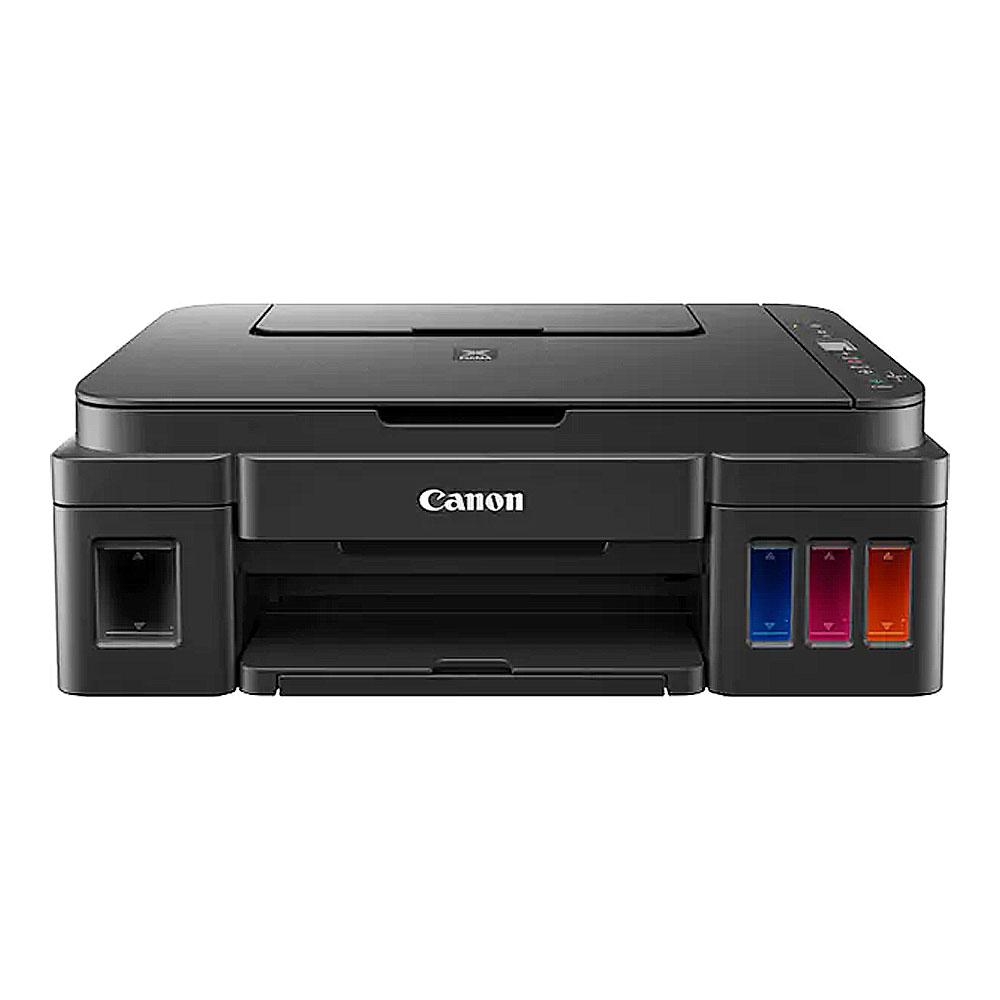 Imprimanta Multifunctionala Canon Pixma G3415, Inkjet, A4, Negru