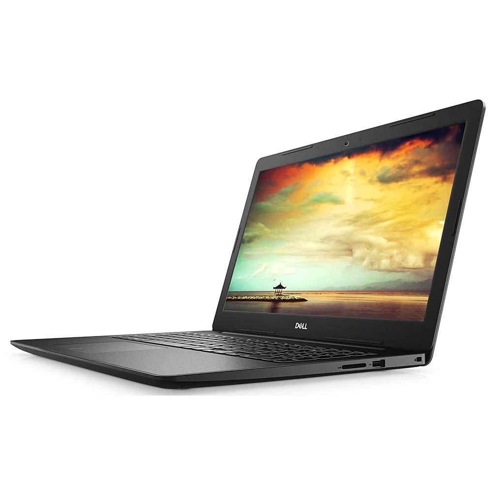 Laptop Dell Inspiron 3584 cu Procesor Intel Core i3-7020U 2.30 Ghz, 15.6, 4GB, 128GB SSD, Intel UHD Graphics 620, Negru