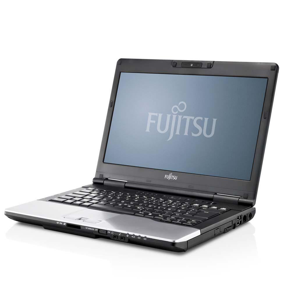 "Laptop Refurbished Fujitsu Lifebook S752 cu Procesor Intel Core i5-3230M 2.60 GHz, 14.0"", 4GB, 128GB SSD, Intel HD Graphics, Gri"