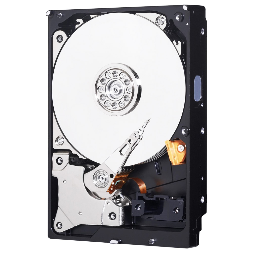 Hard Disk Desktop WesternDigital Blue 6TB
