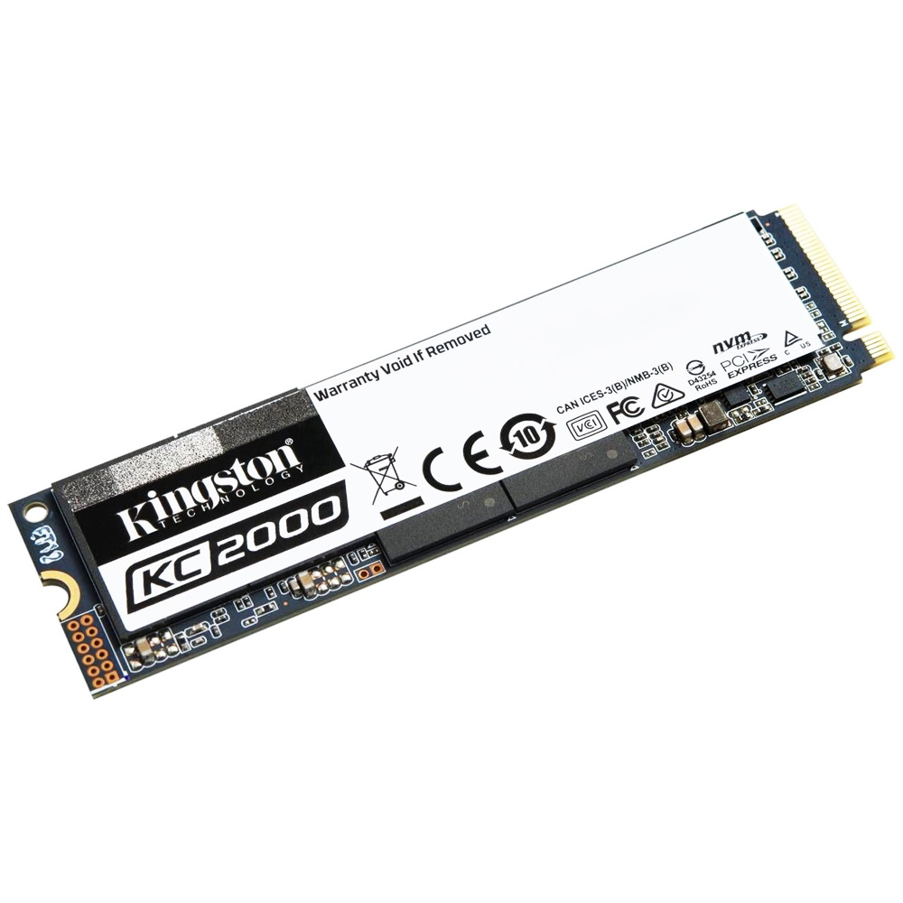 SSD Kingston KC2000 250GB M.2 NVME
