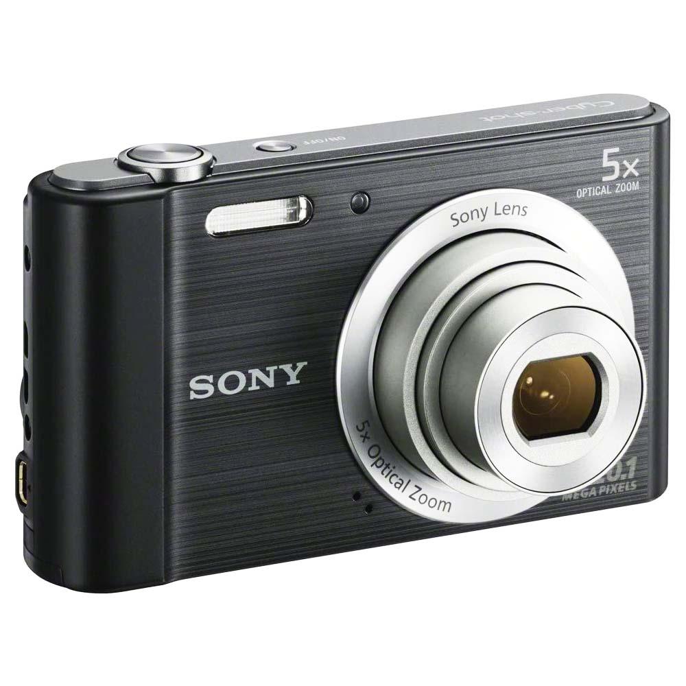 Aparat Foto Digital Sony DSC-W800 Negru