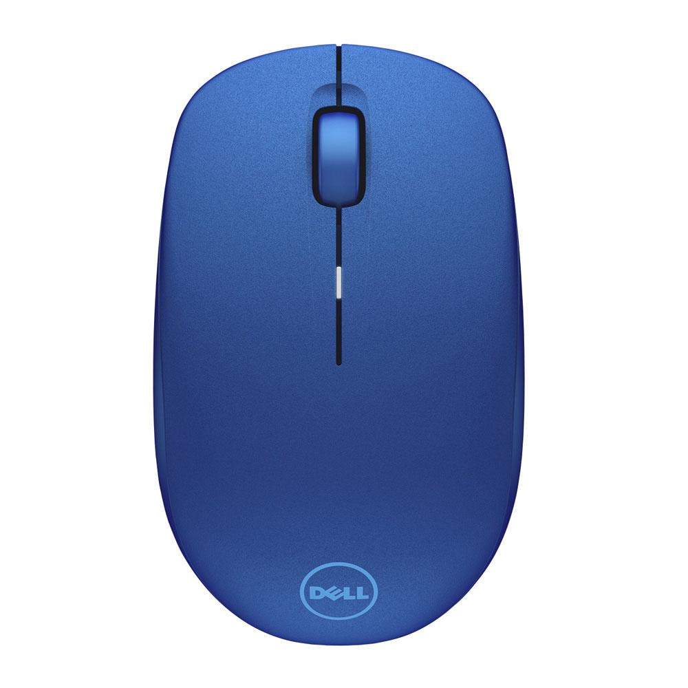Mouse Wireless 2.4GHz Dell WM126 Albastru
