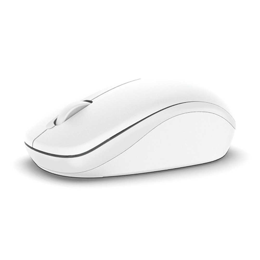 Mouse Wireless 2.4GHz Dell WM126 Alb
