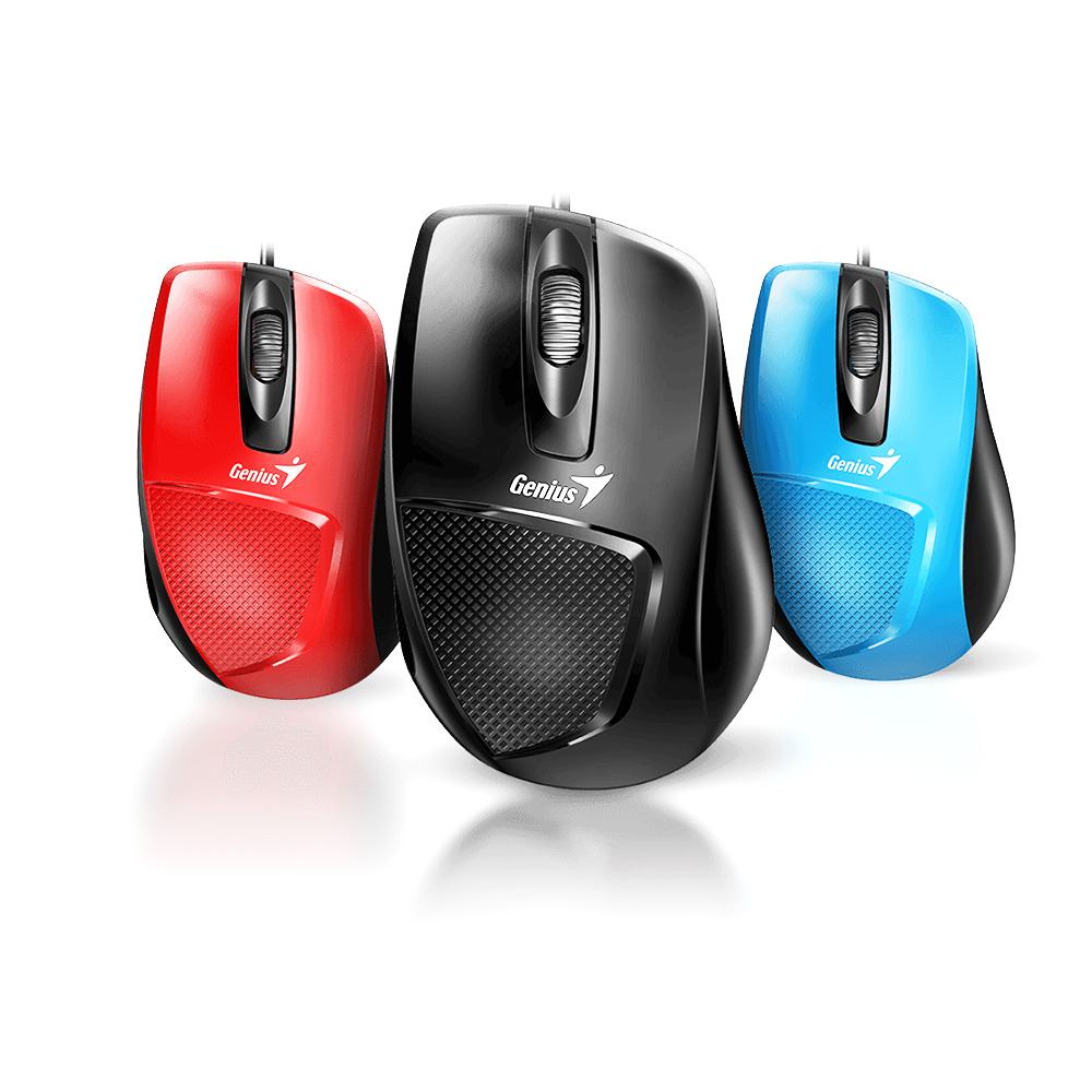 Mouse Optic Genius DX-150 1200dpi USB