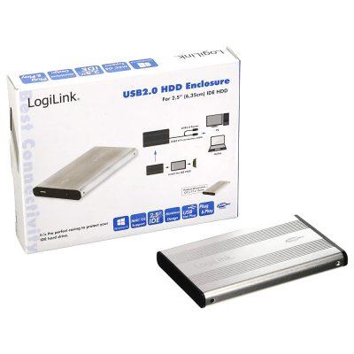 HDD Rack LogiLink UA0041B 2.5 inch