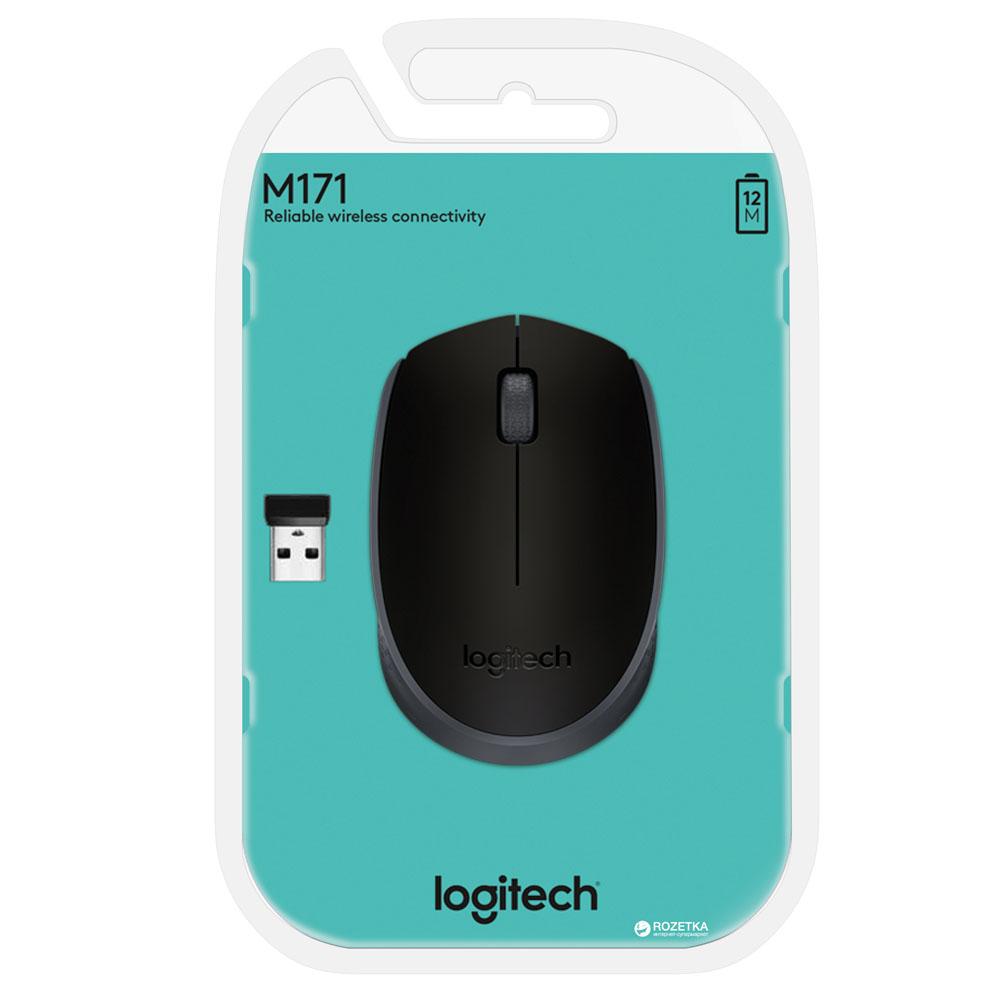 Mouse Wireless 2.4 GHz Logitech M171