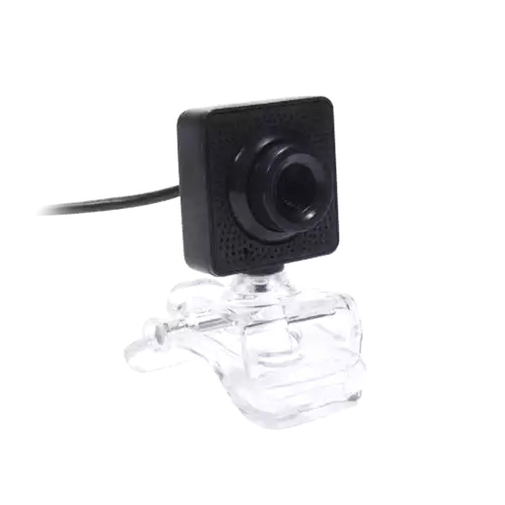 Camera Web Well WEBCAM-401BK-WL 480p Negru