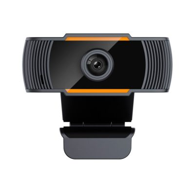 Camera Web Well WEBCAM-701BK-WL 720p Negru