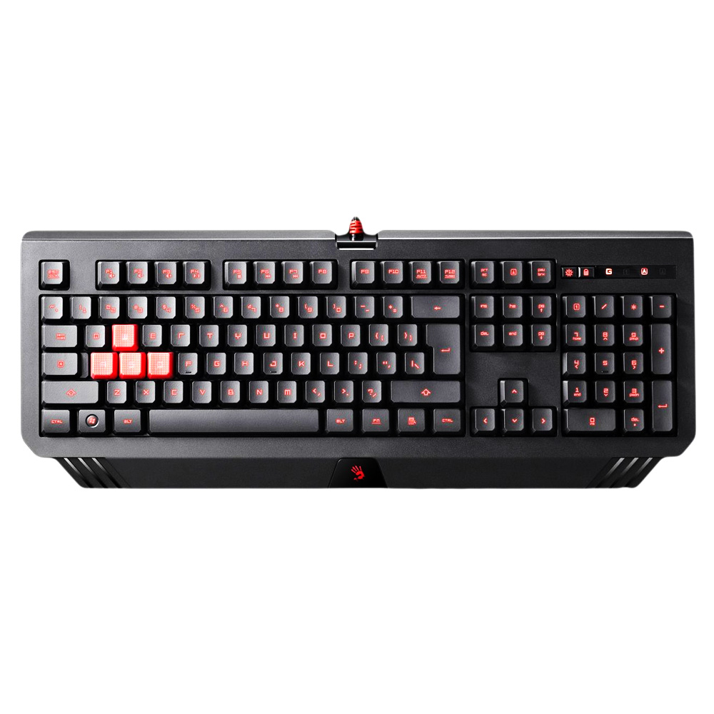 Tastatura Gaming A4tech Bloody B120 Negru